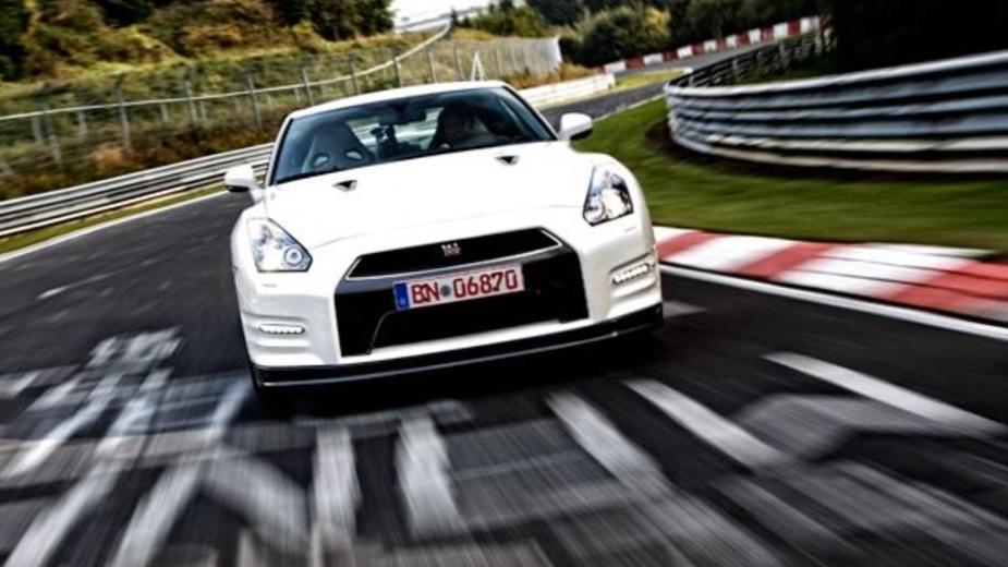 Nissan GT-R Nürburgring