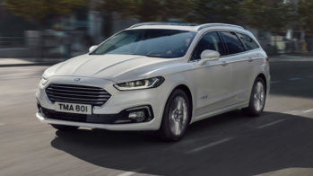 Ford Mondeo Hybrid Station Wagon