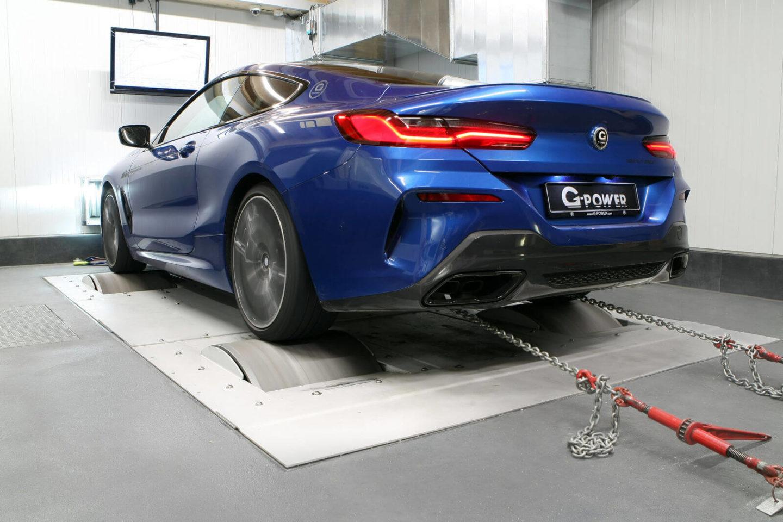 BMW M850i by G-Power