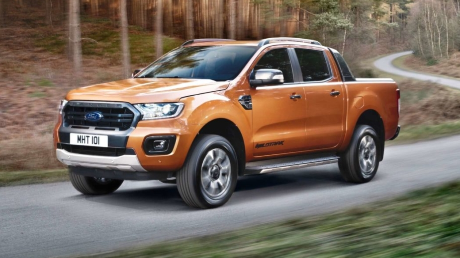 Ford Ranger MY2019