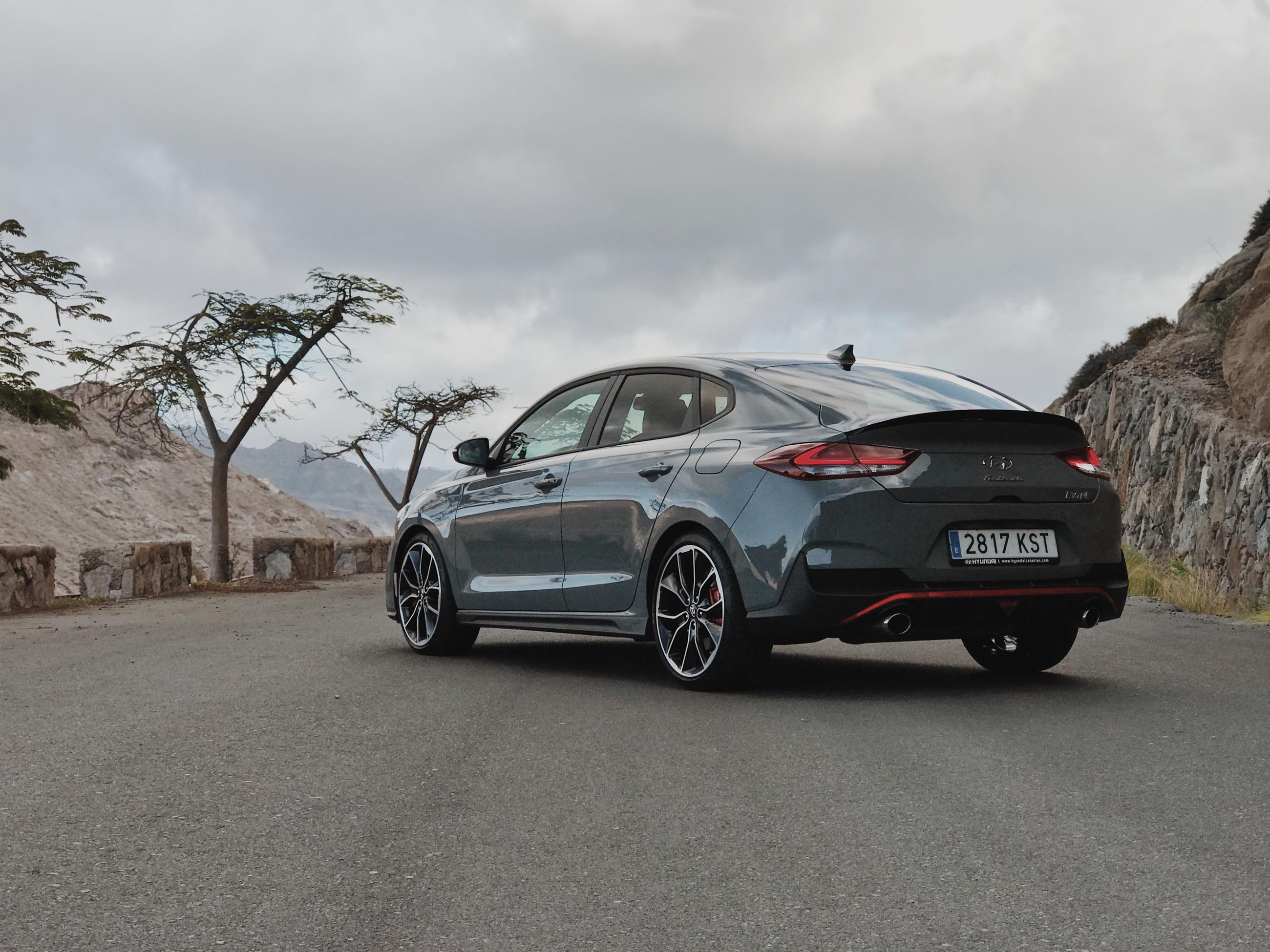Hyundai i30 Fastback N Performance-1-2