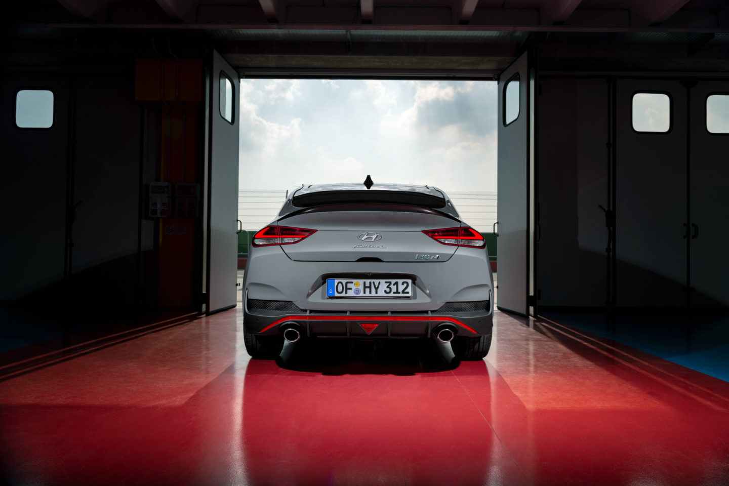 Hyundai i30 Fastback N Performance-5
