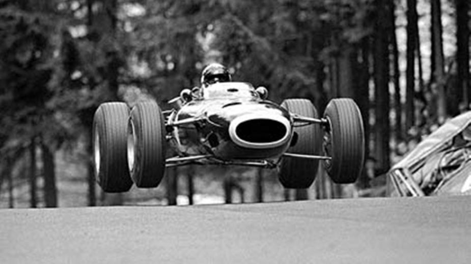 Jackie Stewart Nurburgring