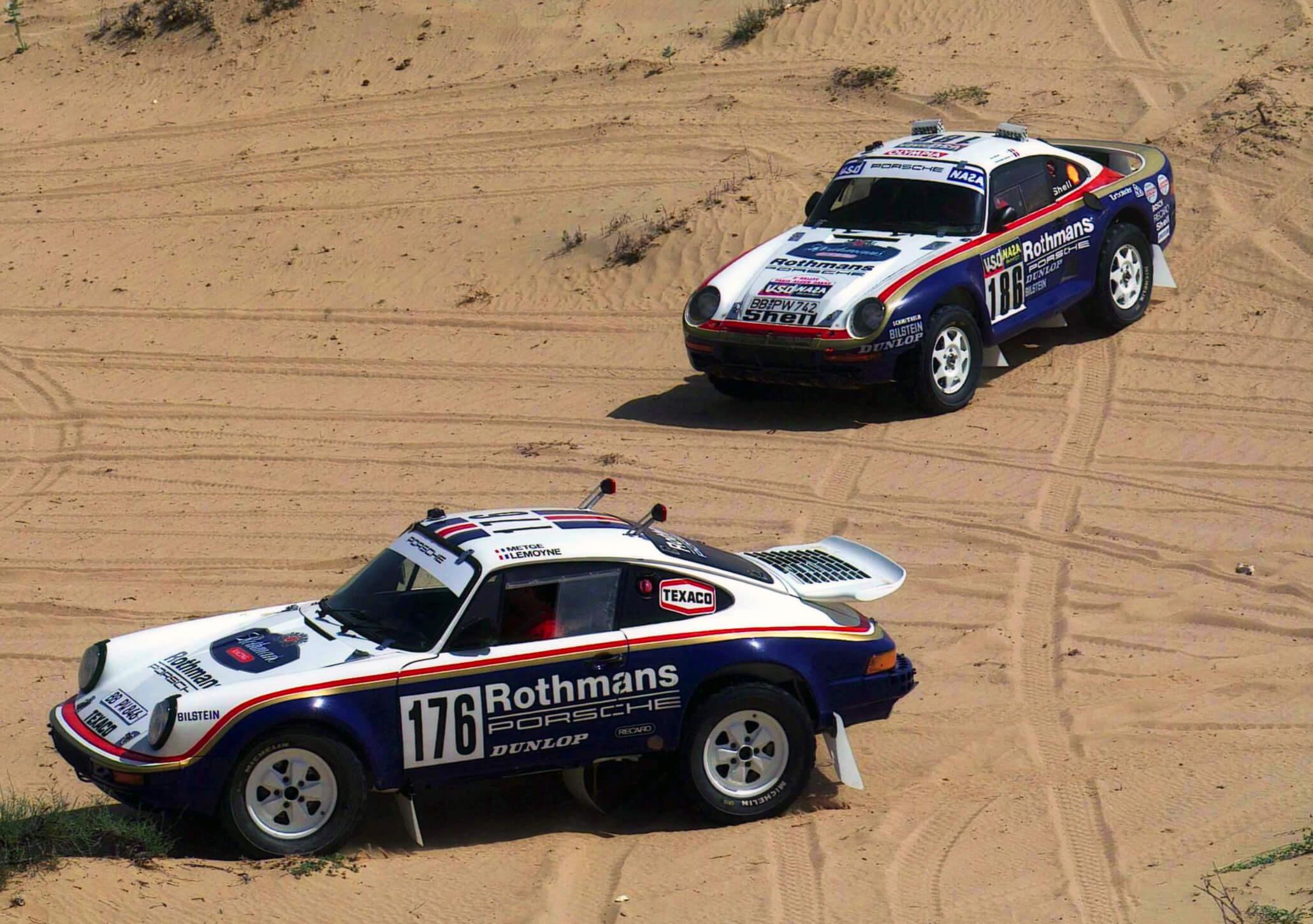 Porsche Dakar