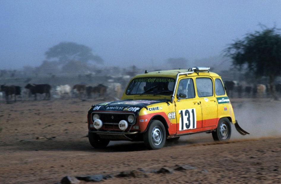 Renault 4l Sinpar Dakar