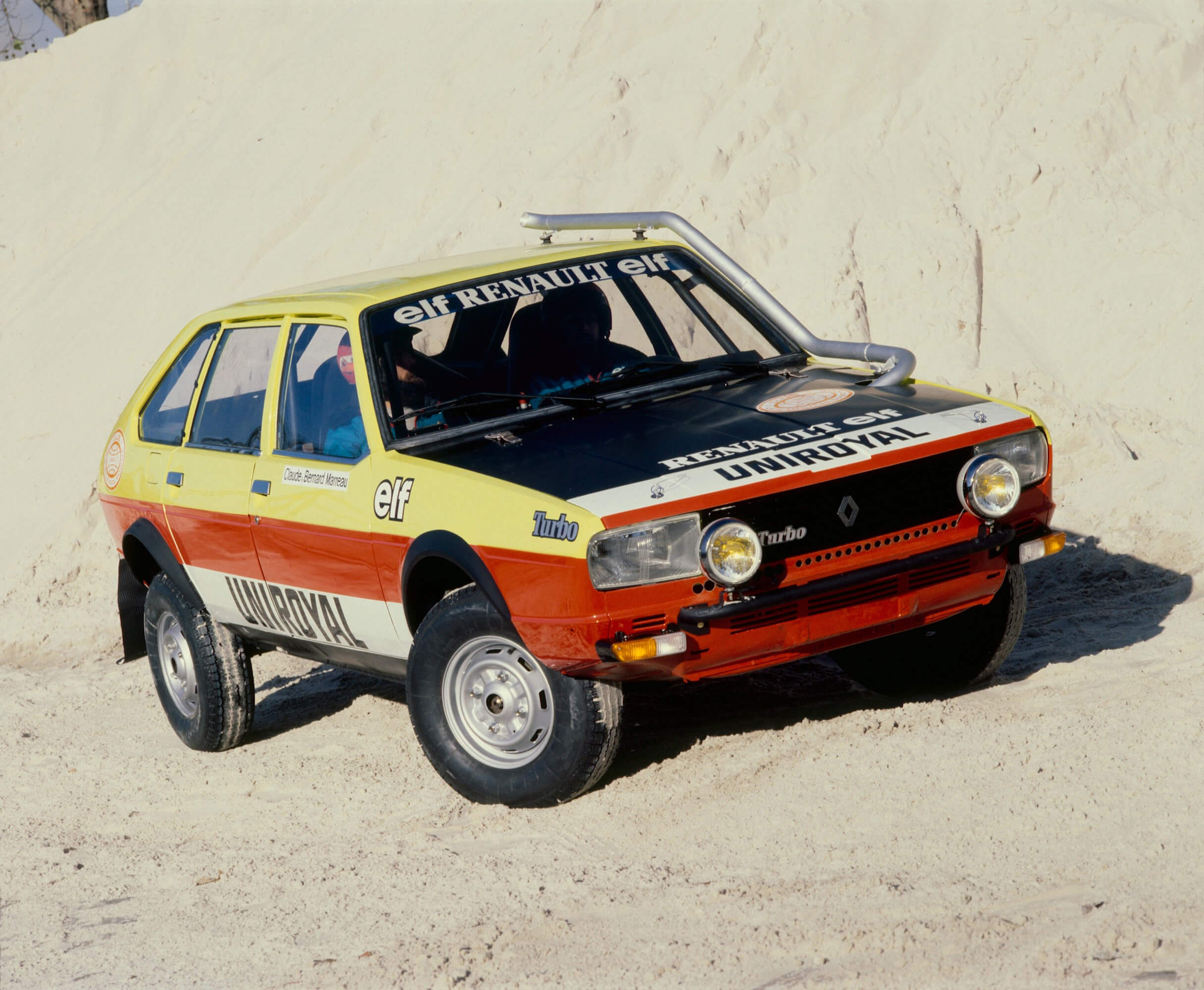 Renault 20 Turbo Dakar