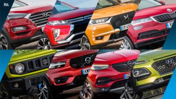 Carro do Ano 2019, SUV Compacto do Ano
