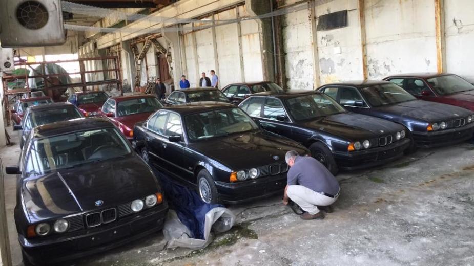BMW Série 5 E34 Bulgária