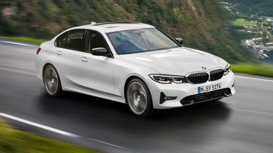 BMW Série 3 G20 2019