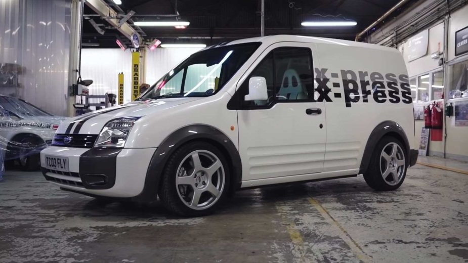 Ford Transit Connect RS