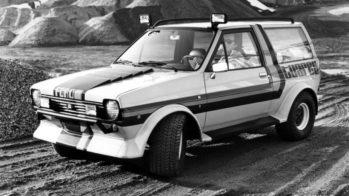Ford Fiesta Tuareg 1979