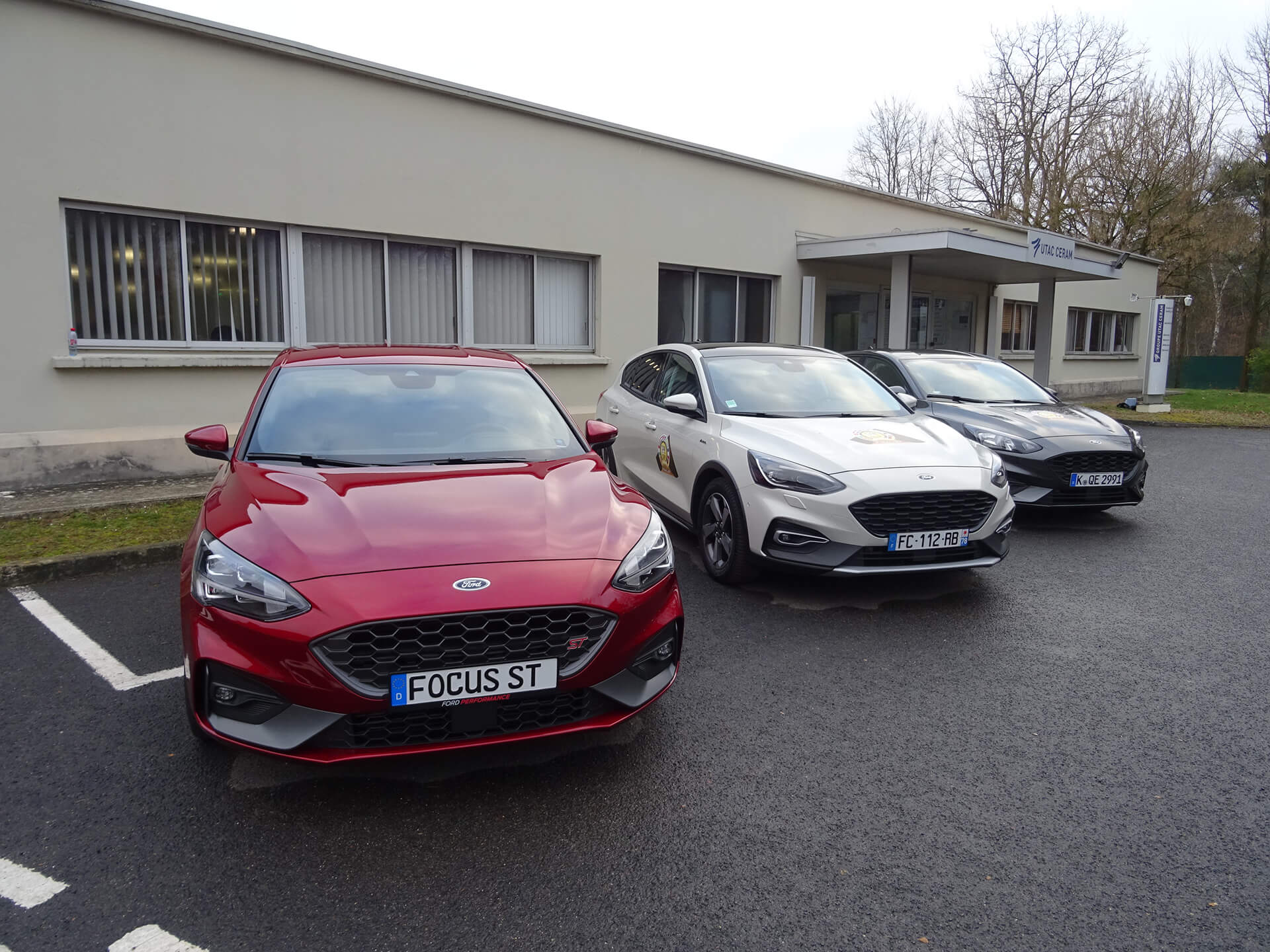 COTY 2019 Ford Focus