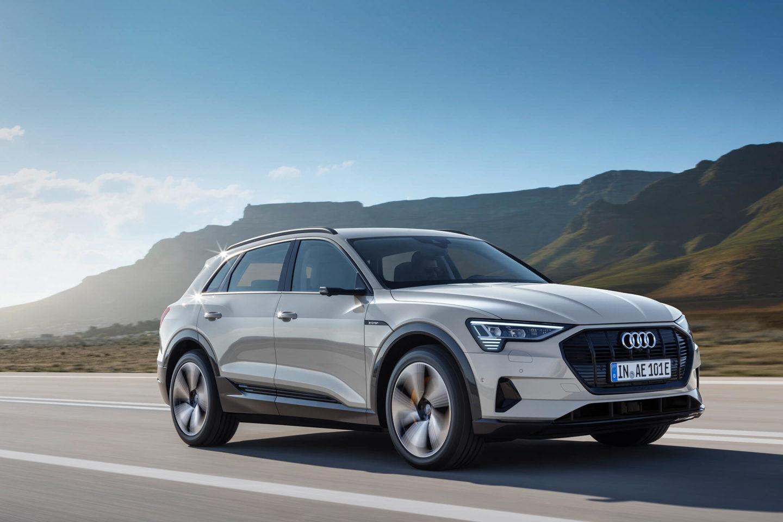 Audi e-tron, 2019
