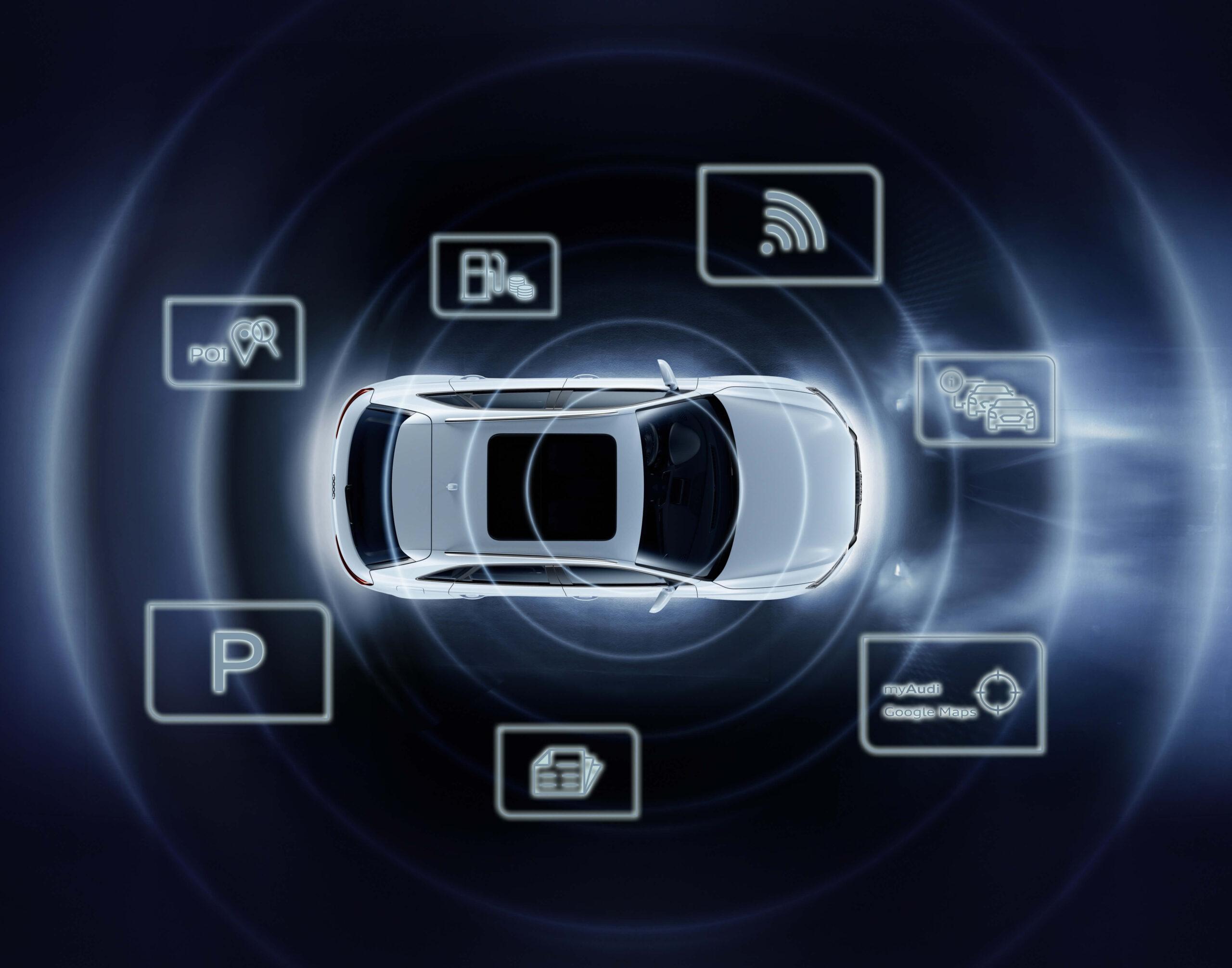 Audi Conectividade