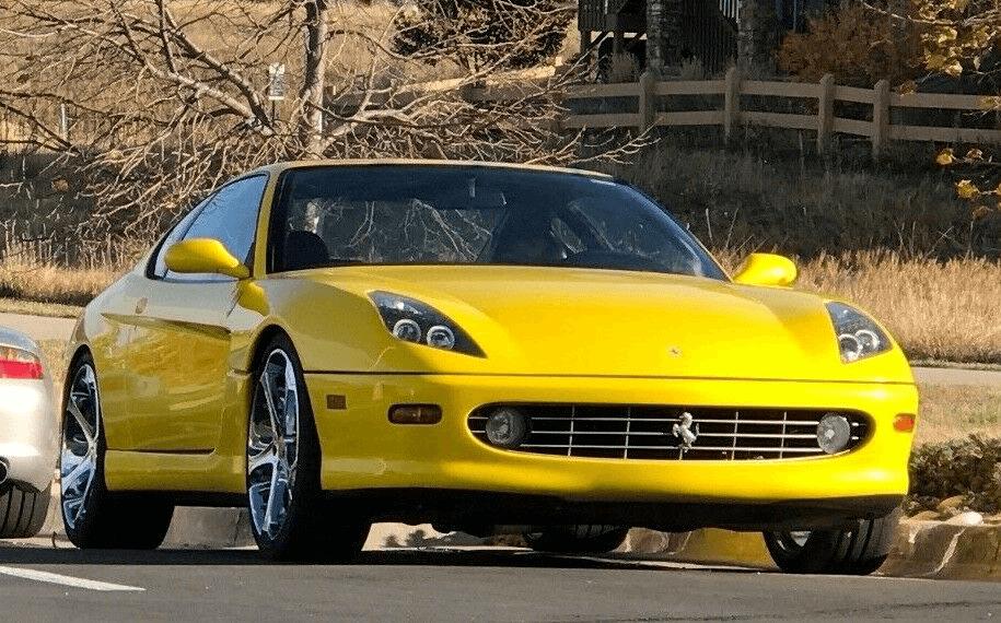 Ferrari 456 SWAP Toyota