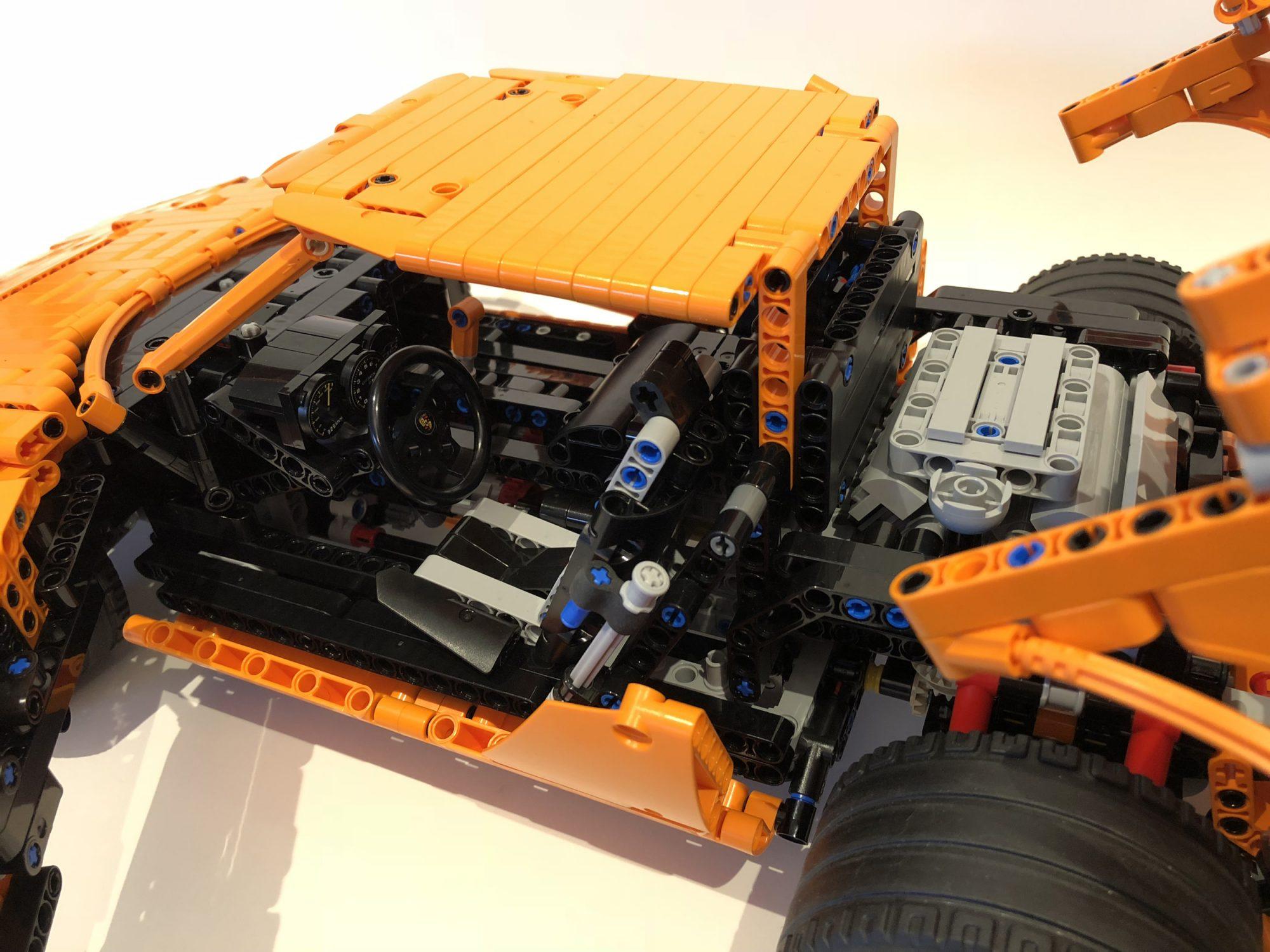 Lego Lancia Stratos