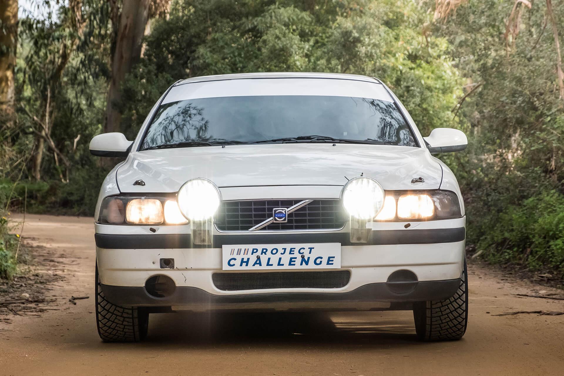 Volvo S60 Recce Colin McRae