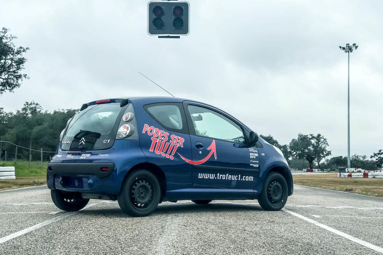 Citroën C1 Troféu