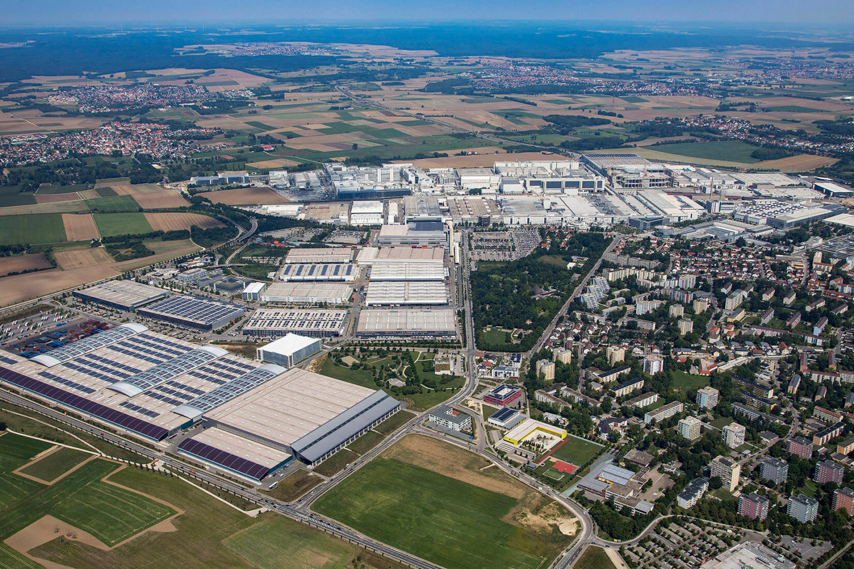 Fábrica Audi Ingolstadt