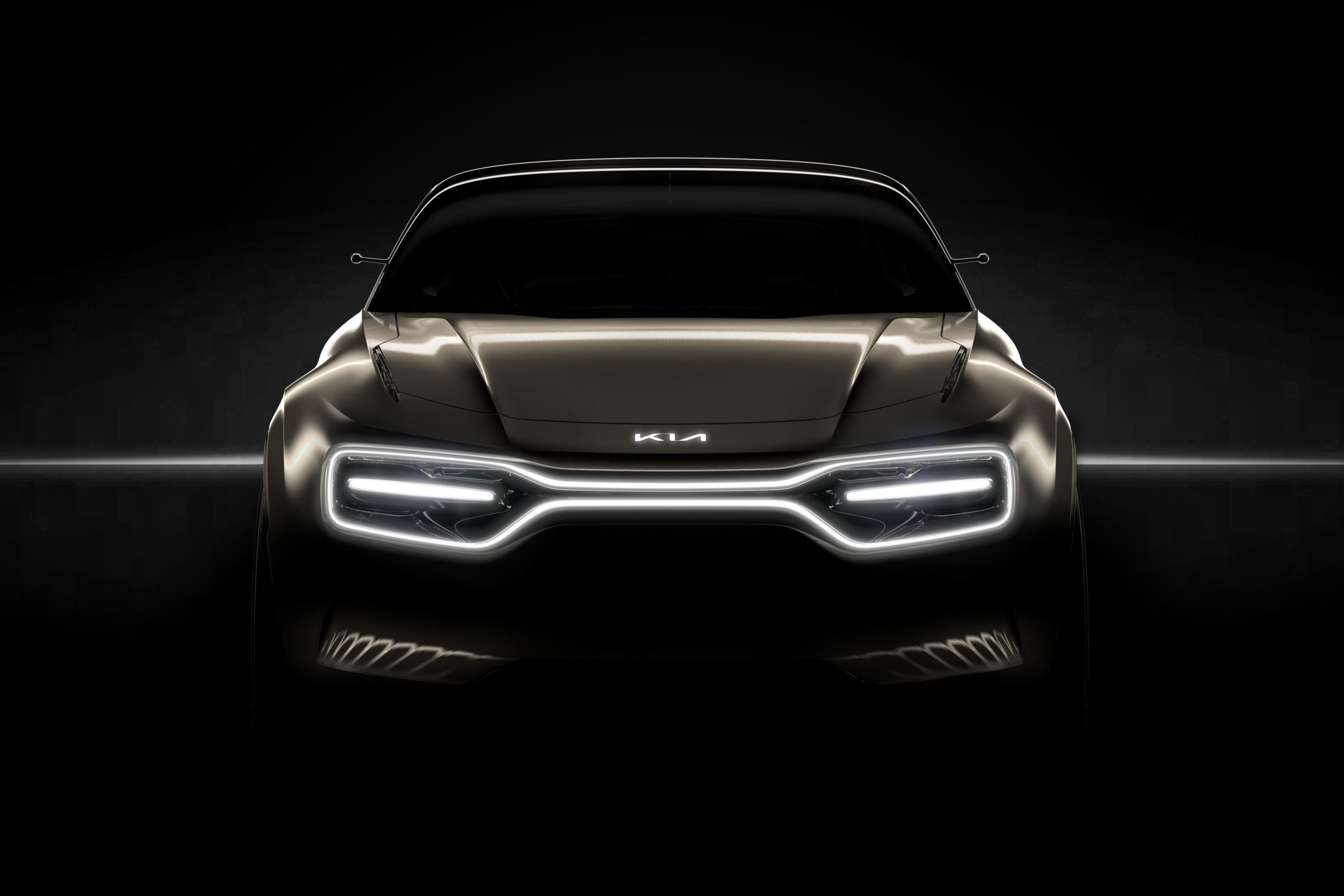 Kia concept teaser Genebra 2019