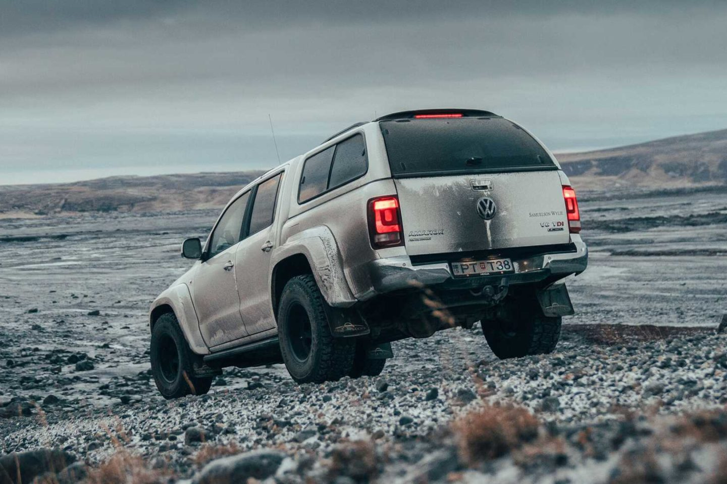 Volkswagen Amarok Arctic Trucks AT35