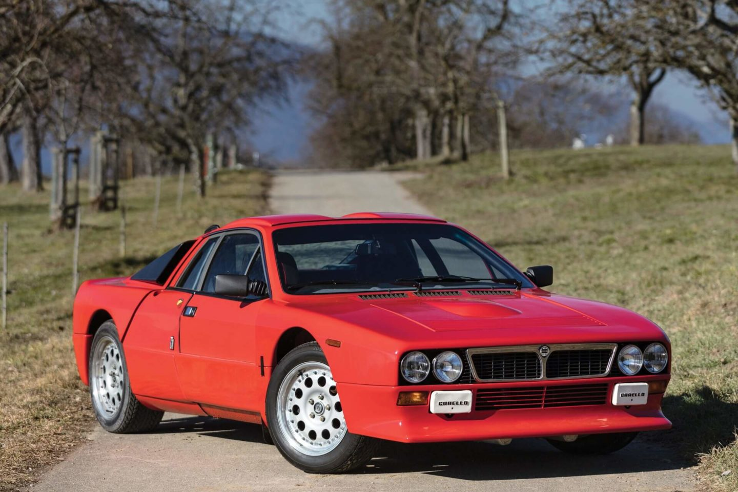 Lancia 037 Rally Stradale, 1982