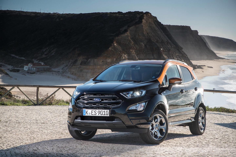 Ford EcoSport, 2017