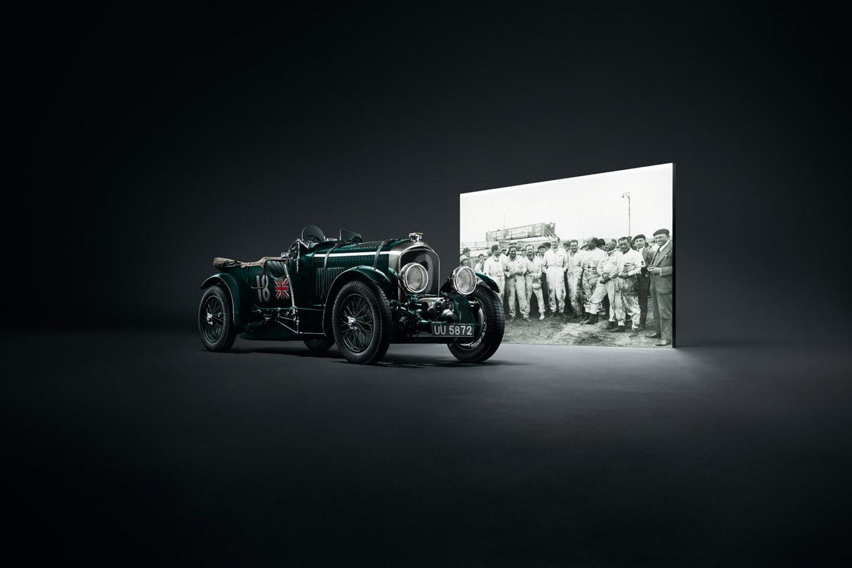 """Bentley 4 ½ Litre """"Blower"""""""