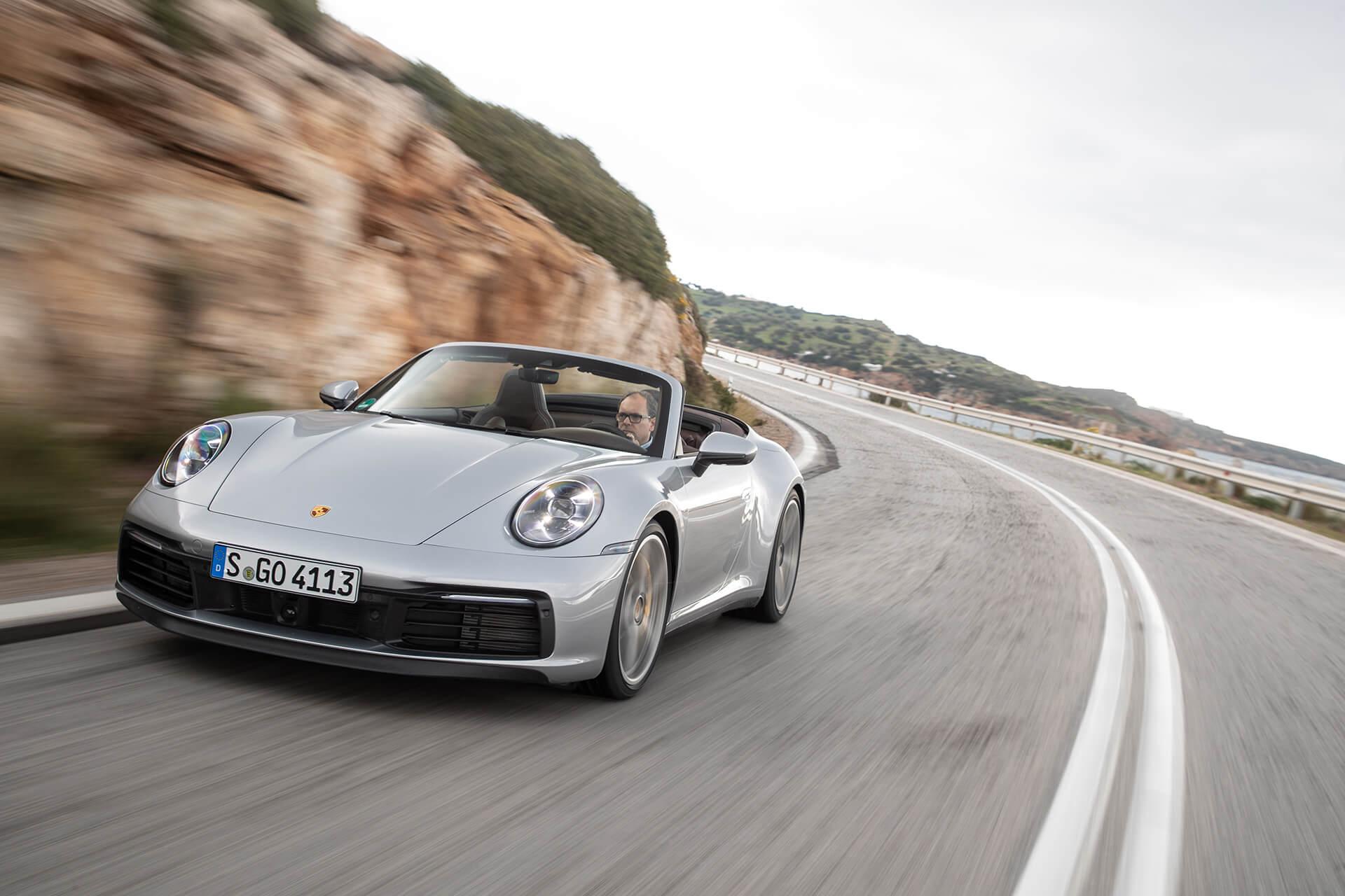 Porsche 911 Carrera 4S Cabriolet 2019