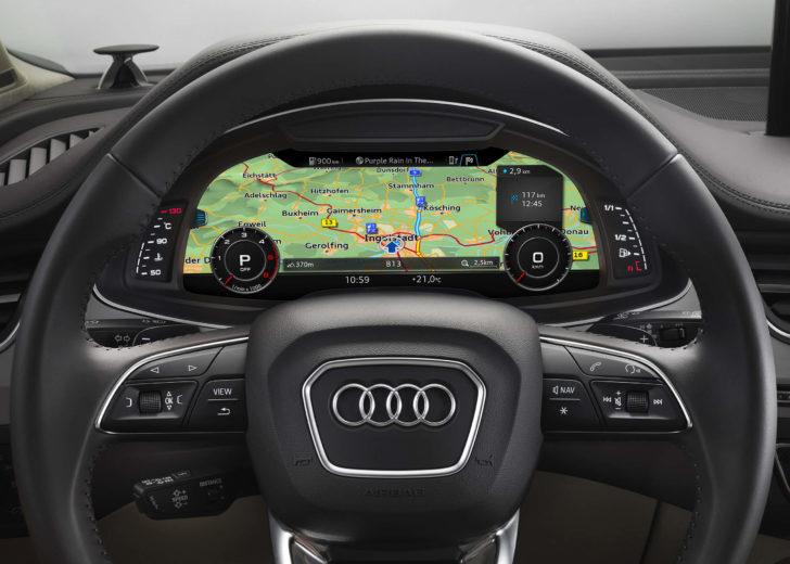 Audi HERE