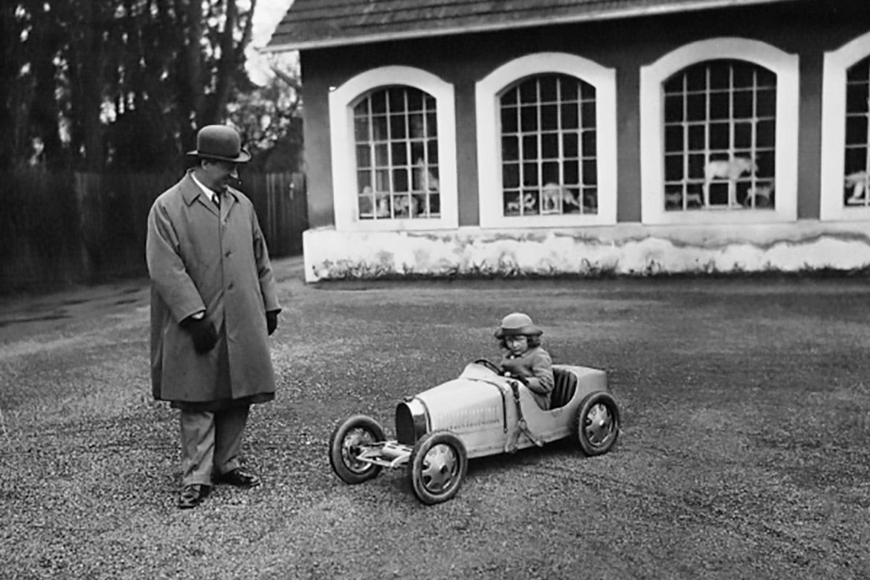 Bugatti Baby, 1926