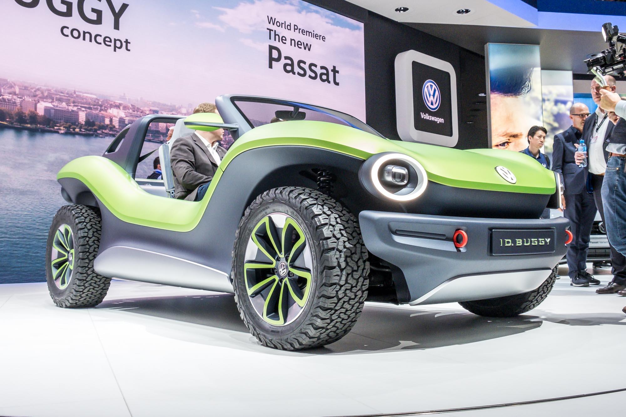 Volkswagen ID. Buggy Genebra 2019