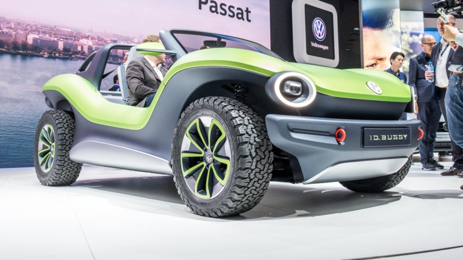Volkswagen ID. Buggy, Genebra 2019