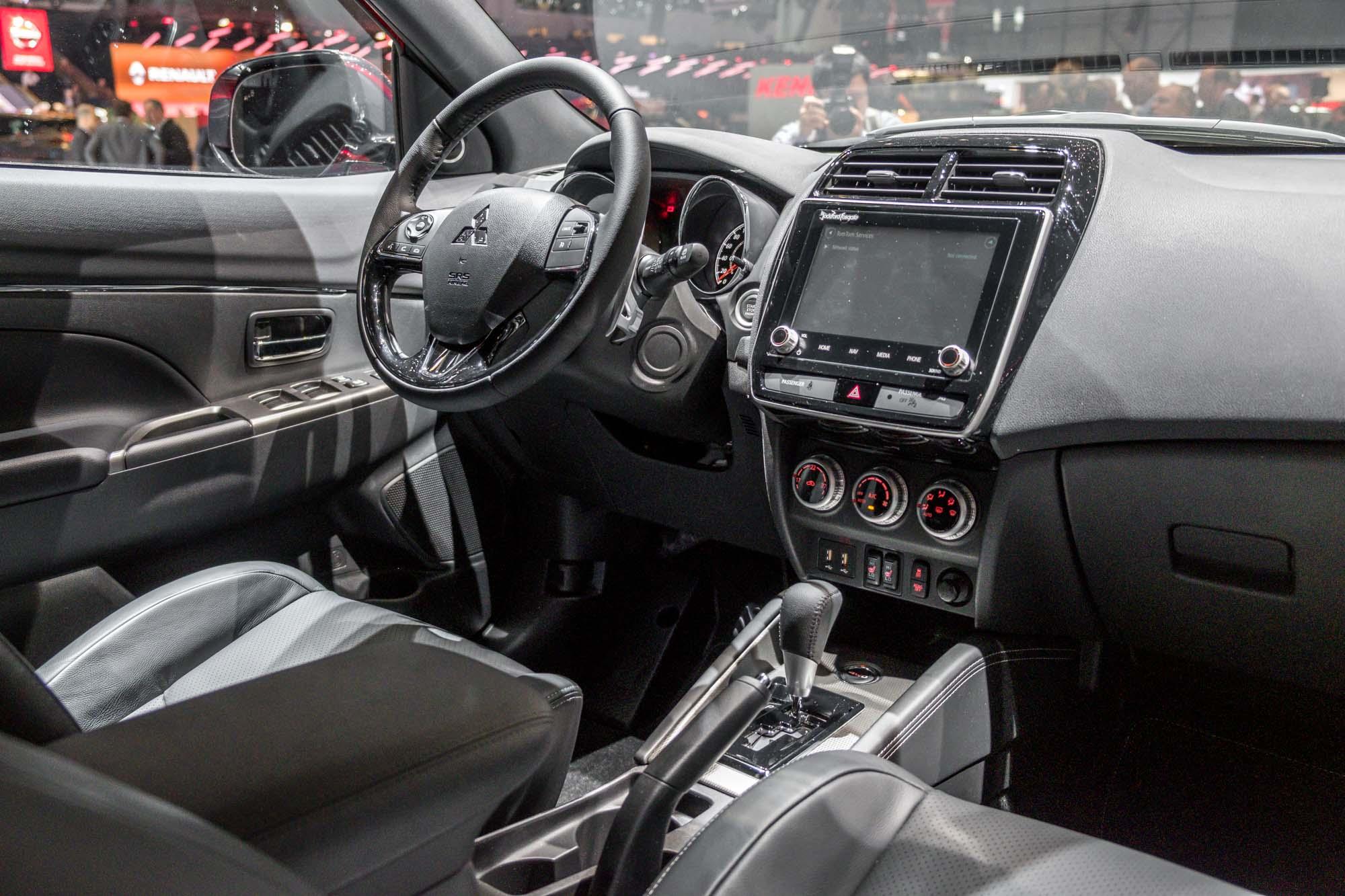 Mitsubishi ASX MY2020