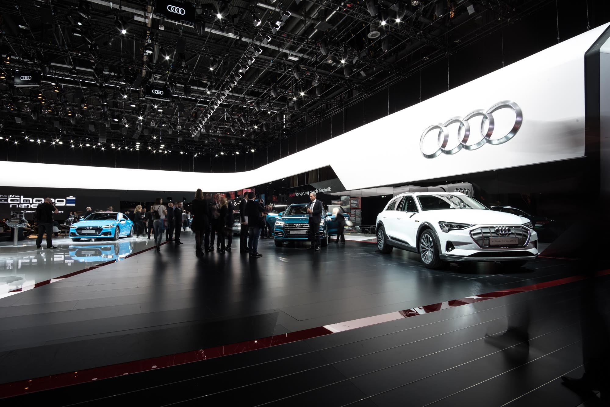 Audi Stand Genebra