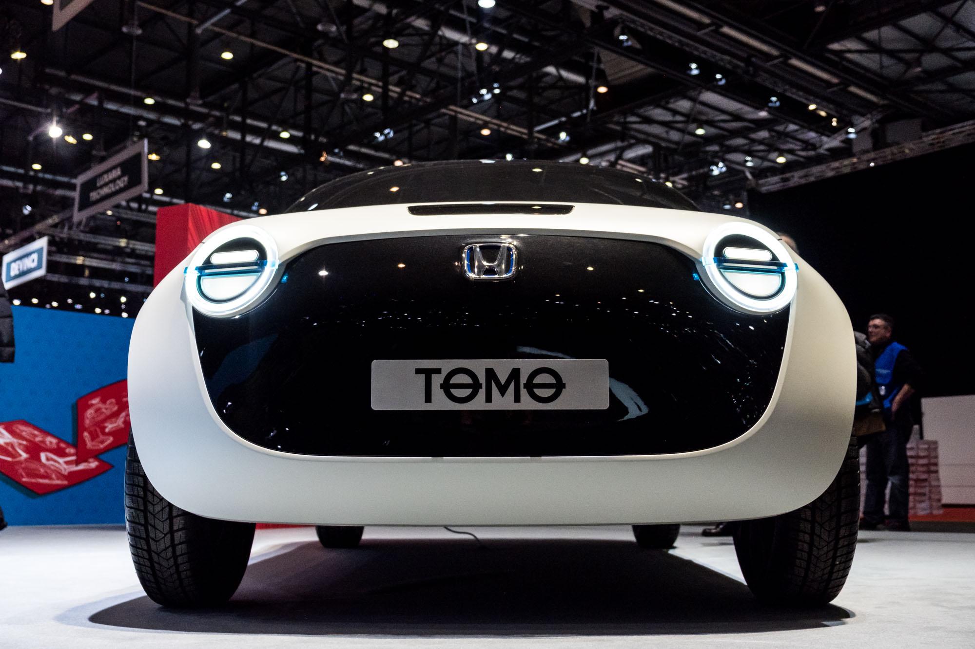 IED Honda Tomo