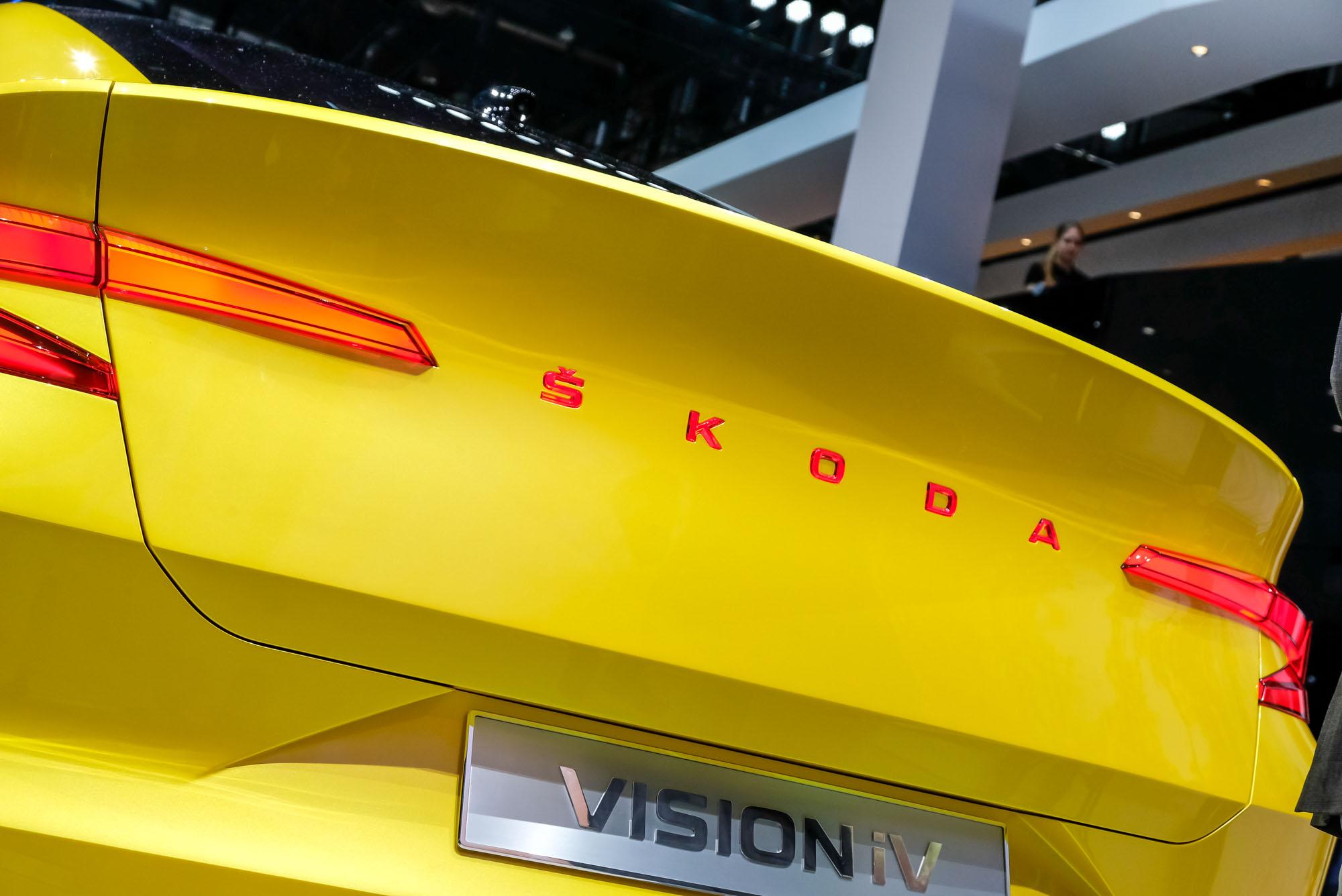 Skoda Vision iV Concept