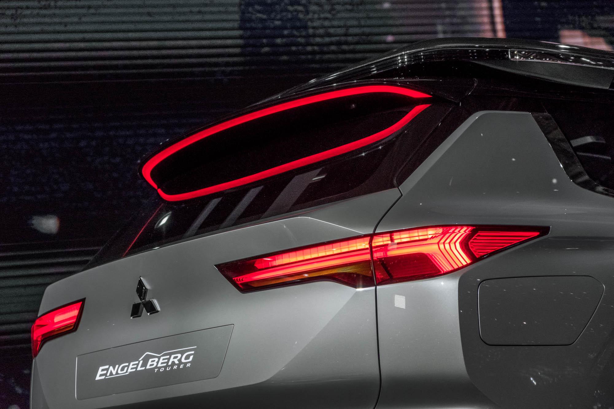 Mitsubishi Engelberg Tourer PHEV