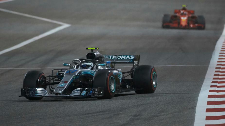 GP Bahrein 2018