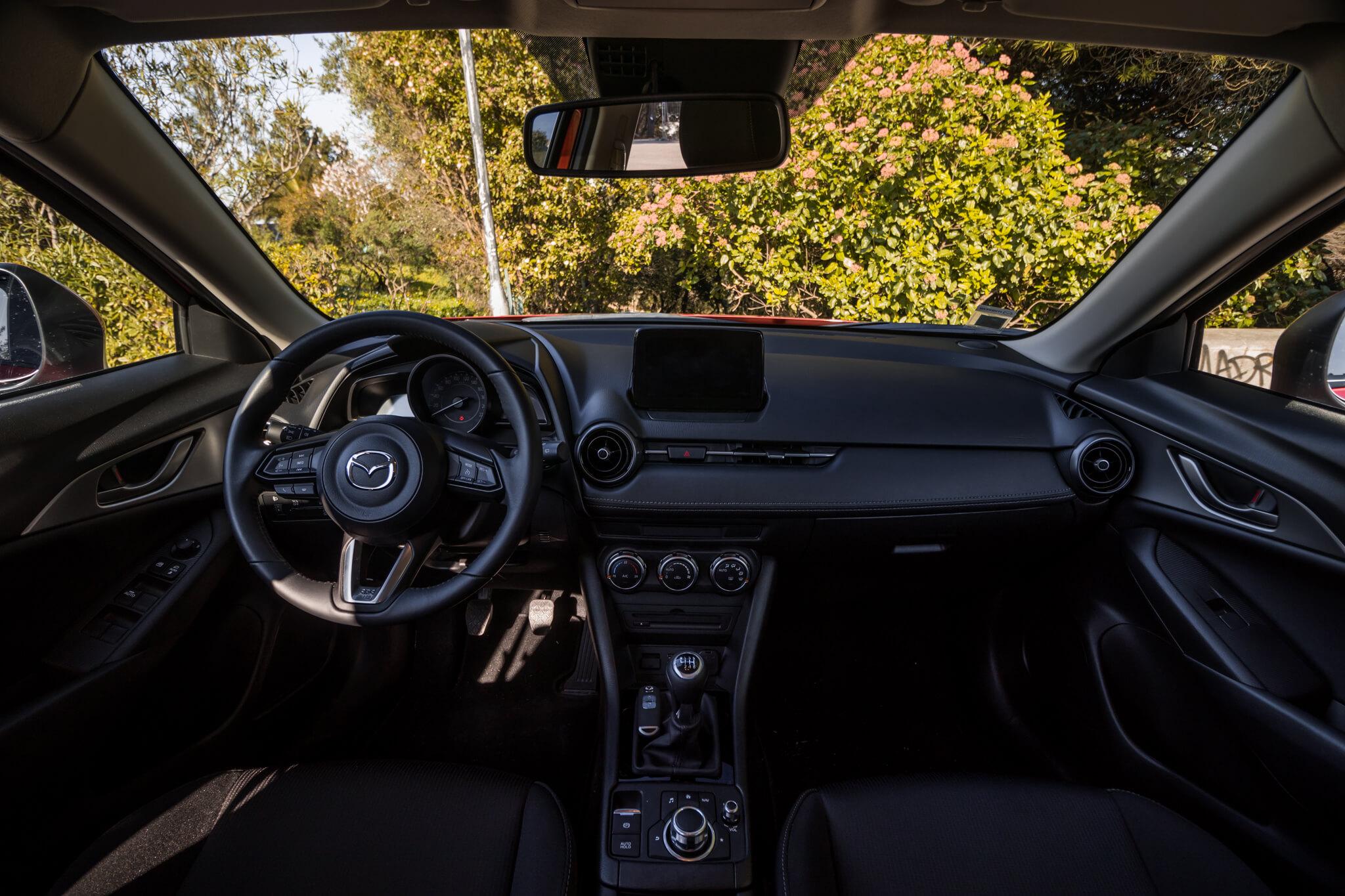 Mazda CX-3 SKYACTIV-D