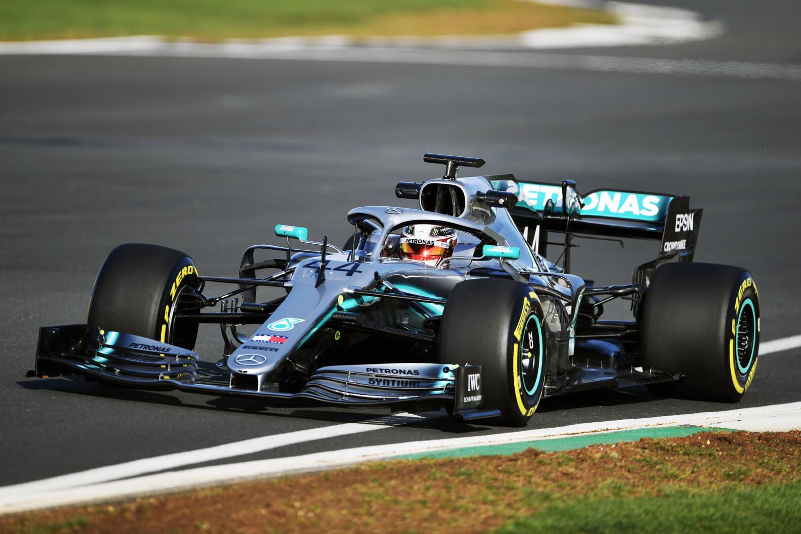 Mercedes-AMG Petronas W10