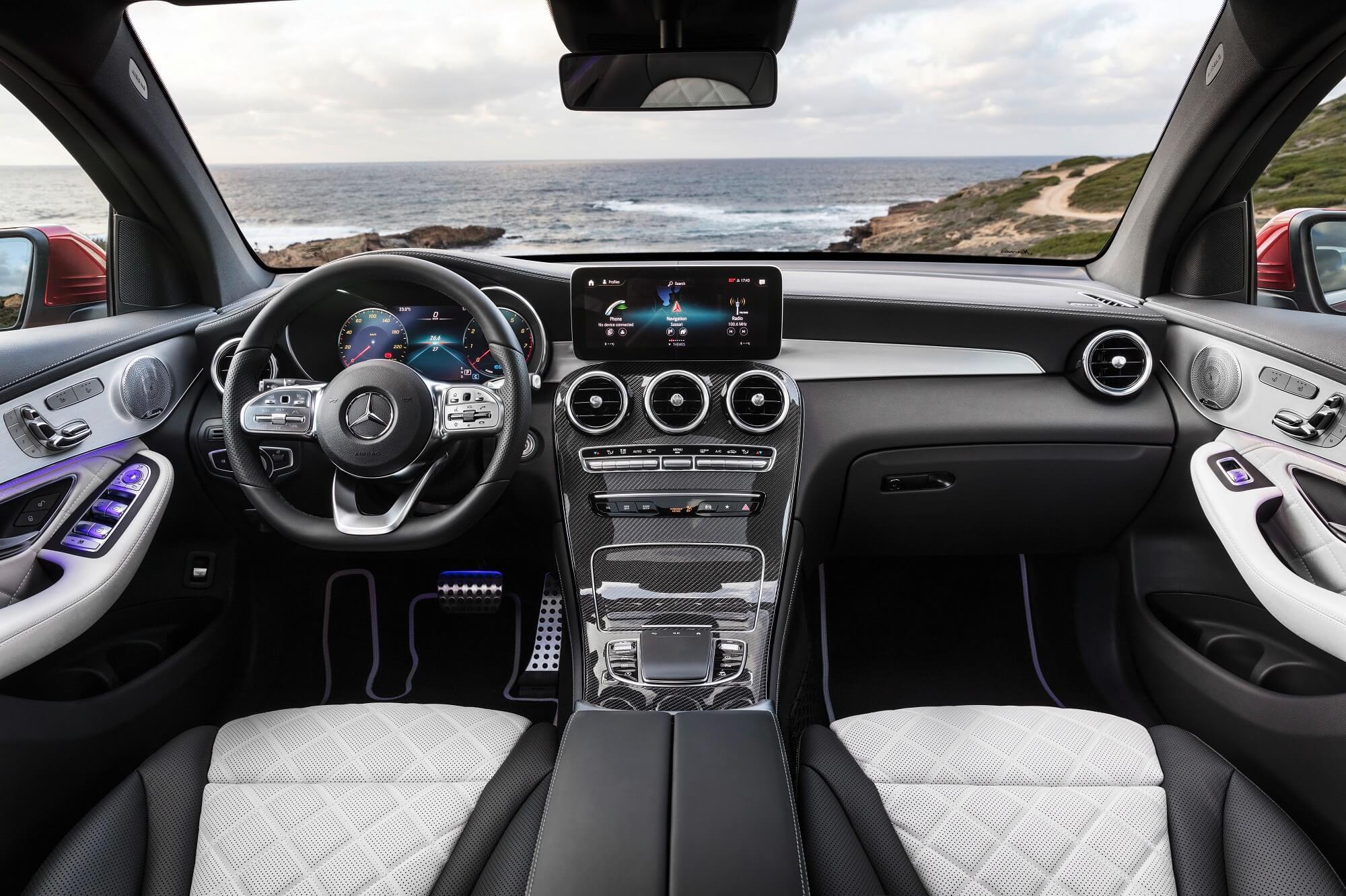 Mercedes Benz Glc Coupe Renovacao Traz Novos Motores