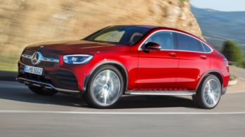 Mercedes-GLC Coupe