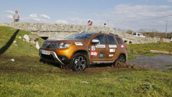 Dacia Duster Raid do Bucho