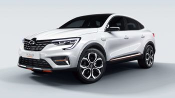 Renault Samsung XM3 Inspire