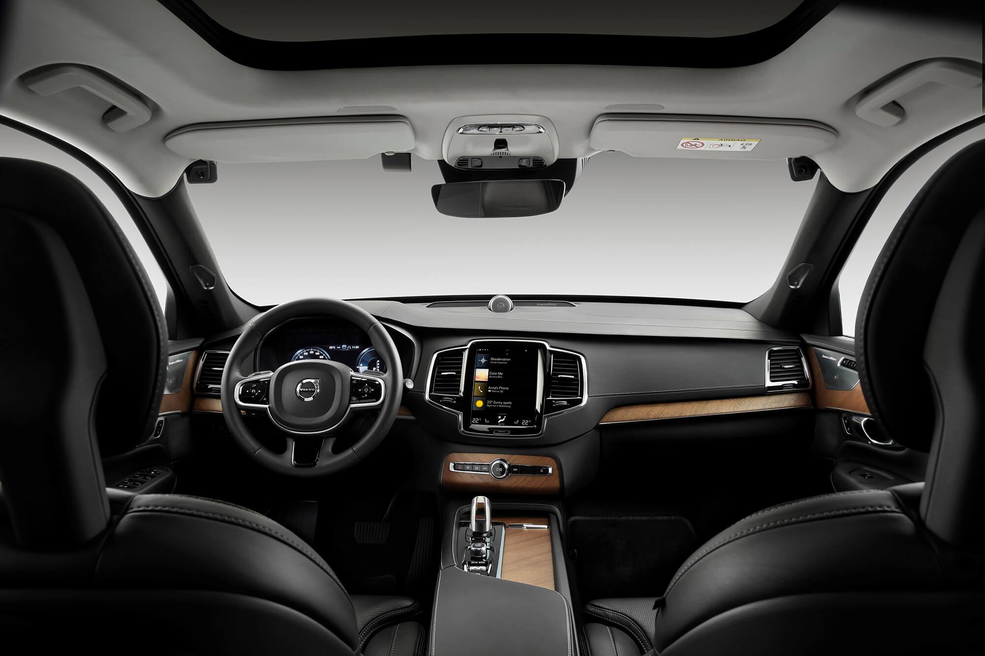 Volvo monitorizar condutor