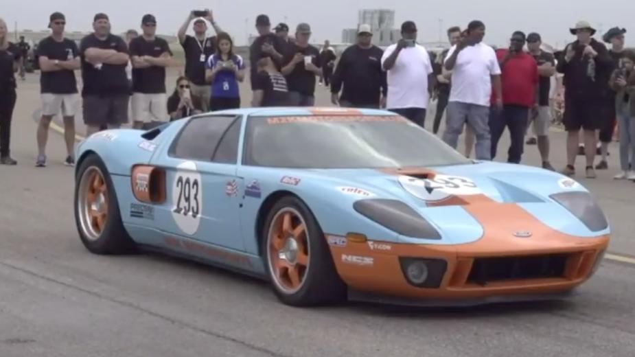Ford GT M2K Motorsports