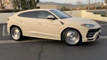 Lamborghini Urus, Kanye West