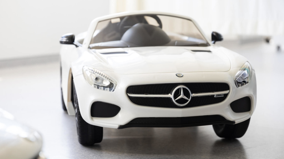 Mercedes-AMG GT entregue Hospital de Loures