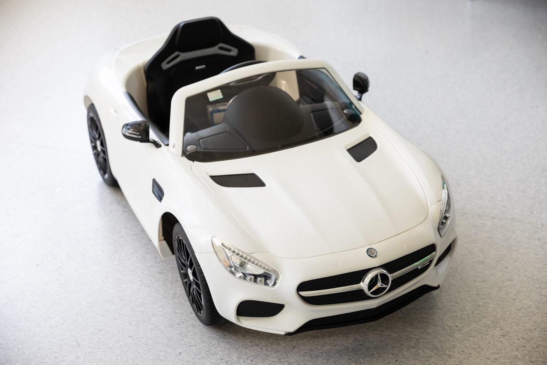 Mercedes-AMG GT entregue Hospital de Loures